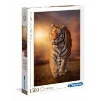 Puzzle 1500 el. Tygrys - High Quality Collection High Quality Collection Clementoni