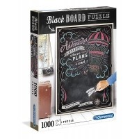 Puzzle 1000 el. Travel - Black Board
