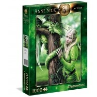 Puzzle 1000 el. Kindred Spirits - Anne Stokes Collection