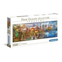 Puzzle 1000 el. Fantasy - Panorama High Quality Collection