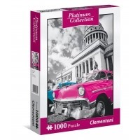 Puzzle 1000 el. Cuba - Platinum Collection
