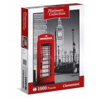 Puzzle 1000 el. London - Platinum Collection
