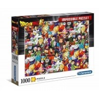 Puzzle 1000 el. Dragon Ball - Impossible