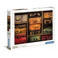 Puzzle 1000 el. Travel - High Quality Collection