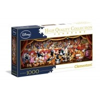 Puzzle 1000 el. Disney Orchestra - Panorama High Quality Collection