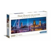 Puzzle 1000 el. Londyn - Panorama High Quality Collection Panorama Clementoni