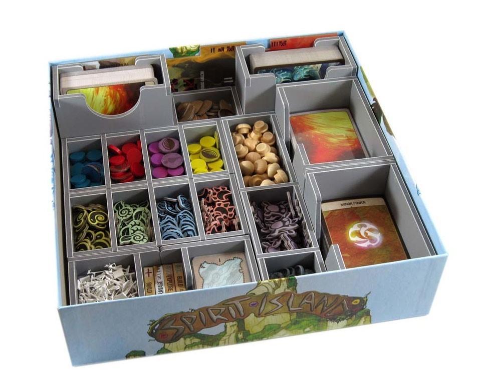Folded Space: organizer do gry Spirit Island