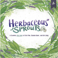 Herbaceous Sprouts Kościane Pencil First Games, LLC