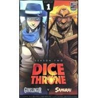 Dice Throne: Season Two – Gunslinger v. Samurai