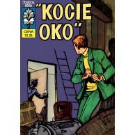 Kapitan Żbik: Kocie oko t.15 Komiksy kryminalne Ongrys