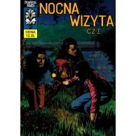 Kapitan Żbik: Nocna wizyta (cz. I) t.23 Komiksy kryminalne Ongrys