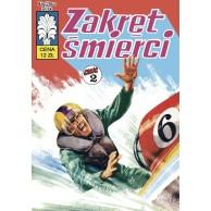 Kapitan Żbik: Zakręt śmierci (cz. II) t.34 Komiksy kryminalne Ongrys