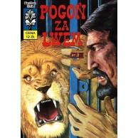 Kapitan Żbik: Pogoń za lwem (cz. III) t.25
