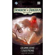 Horror w Arkham LCG: Zjednoczenie i zwątpienie Przerwany krąg Galakta