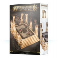 Dominion of Sigmar: Shattered Temple Scenerie Games Workshop