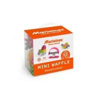 Klocki Mini Waffle 35el. dziewczynka