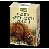 Karty Trefl - Dzikie Zwierzęta Polski