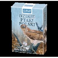 Karty Trefl - Dzikie Ptaki Polski