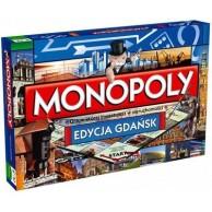 Monopoly: Edycja Gdańsk Rodzinne Hasbro