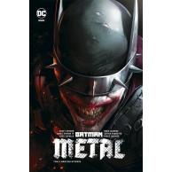 Batman Metal. Metal. Mroczni Rycerze. Tom 2