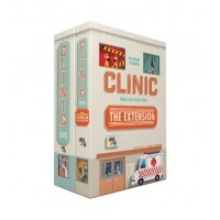 Clinic: Deluxe Kickstarter Edition (CEO Pledge)