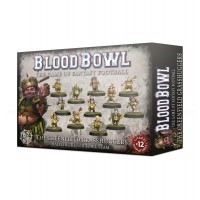 BLOOD BOWL : The Greenfield Grasshuggers