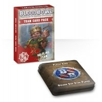 Blood Bowl: Team Card Pack: Halfling Team