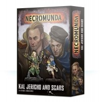 Necromunda: Kal Jericho and Scabs Necromunda Games Workshop