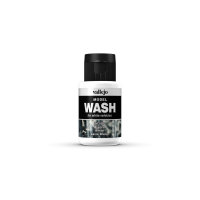 Model Wash 35 ml. White Wash Washe Vallejo