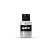 Vallejo Model Wash 35 ml. Light Grey Wash Washe Vallejo