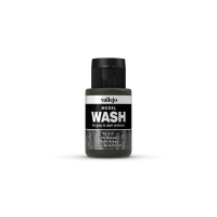 Vallejo Model Wash 35 ml. Dark Grey Wash Washe Vallejo
