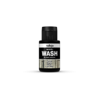 Vallejo Model Wash 35 ml. Black Wash Washe Vallejo