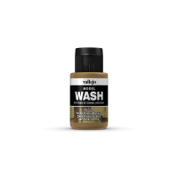 Vallejo Model Wash 35 ml. Dark Khaki Green Washe Vallejo