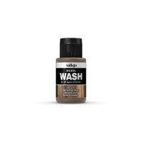 Vallejo Model Wash 35 ml. Oiled Earth Washe Vallejo