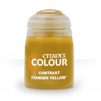 Citadel Contrast Iyanden Yellow 18 ml Citadel Contrast Games Workshop