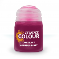 Citadel Contrast Volupus Pink 18 ml Citadel Contrast Games Workshop