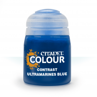 Citadel Contrast Ultramarines Blue 18 ml Citadel Contrast Games Workshop