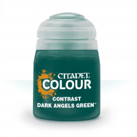 Citadel Contrast Dark Angels Green 18 ml Citadel Contrast Games Workshop