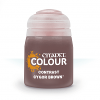 Citadel Contrast Cygor Brown 18 ml