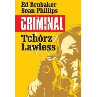 Criminal T.1 Tchórz-Lawless