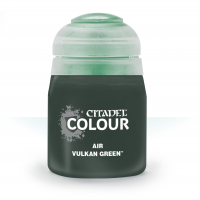 Citadel Layer: Vulkan Green
