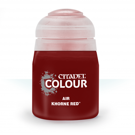 Citadel Air: Khorne Red 24 ml