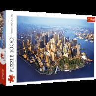 Puzzle 1000 el. Nowy Jork Pejzaże Trefl