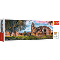 Puzzle 1000 el. Koloseum o poranku Pejzaże Trefl