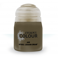 Citadel Air: Steel Legion Drab 24 ml