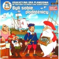Byli sobie podróżnicy - gra planszowa Dla dzieci Hippocampus