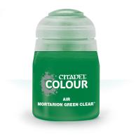 Citadel Air: Mortarion Green Clear 24 ml Citadel Air Games Workshop