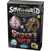 Small World - A Spider's Web Smallworld Days of Wonder