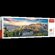 Puzzle 500 el. Akropol, Ateny