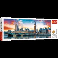 Puzzle 500 el. Big Ben i Pałac Westminsterski, Londyn